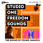 Various - Freedom Sounds: Studio One In The 1960's (Studio One / Soul Jazz) 2xLP